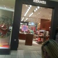 Photo taken at Hermès by Hansa T. on 10/5/2013