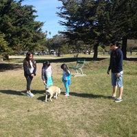 Photo taken at Alameda Dog Park by WreSalene on 3/24/2013