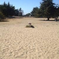 Photo taken at Alameda Dog Park by WreSalene on 10/4/2012