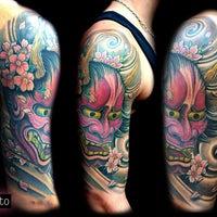 Photo taken at Inkstop Tattoo by Inkstop Tattoo on 12/22/2015