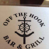 Photo taken at Off the Hook by Ron B. on 7/10/2015