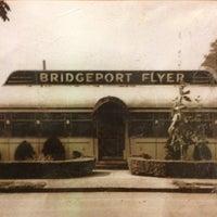 Photo taken at Bridgeport Flyer Diner by Ron B. on 9/7/2013