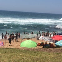 Photo taken at Thompsons beach by Sithembile B. on 12/24/2015