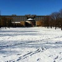 Photo taken at York University - Keele Campus by Felipe S. on 1/24/2013