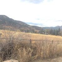 Photo taken at Colorado Chautauqua National Historic Landmark by Smruthi S. on 10/30/2016