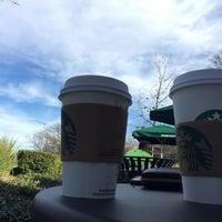 Photo taken at Starbucks by Василина М. on 2/9/2016