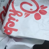 Photo taken at Chick-fil-A Cerritos by Yvette C. on 12/25/2012