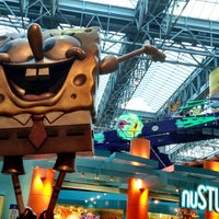 Photo taken at Nickelodeon Universe® by Jeremy M. on 3/2/2013