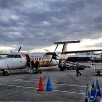 Photo taken at Gate A6 by Jeremy M. on 11/5/2013