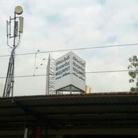 Photo taken at Begumpet Railway Station by Pratap K. on 2/16/2013