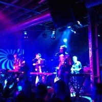 Photo taken at XOYO London by Greg M. on 10/2/2012