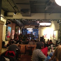 Photo taken at Cupping Room Cafe by John S. on 1/4/2013