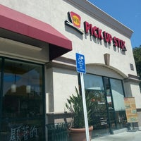 Photo taken at Pick Up Stix by Ed A. on 4/21/2013