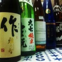 Photo taken at Adega de Sake | 酒蔵 by Alexandre Tatsuya I. on 2/15/2014