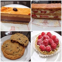 Photo taken at Gourmandise - The Bakery by iGoByDoc on 7/27/2013
