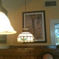 Photo taken at Hometown Pizza by Bruce T. on 7/14/2013