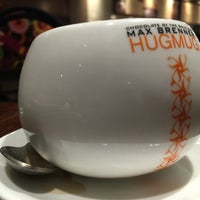 Photo taken at Max Brenner Chocolate Bar by Tony C. on 9/10/2015