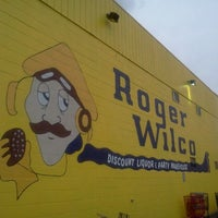 Photo taken at Roger Wilco by Marilyn J. on 10/27/2012