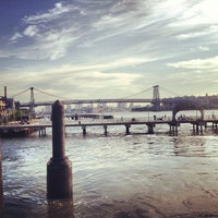 Photo taken at East River Ferry - North Williamsburg Terminal by Hassenpheffr .. on 5/31/2013