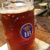 Photo taken at Hofbräuhaus Newport by Nihar S. on 12/16/2012