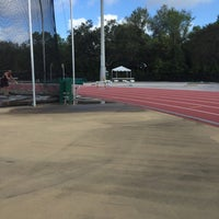 Photo taken at USF Track and Field Complex by Danielle M. on 3/15/2016