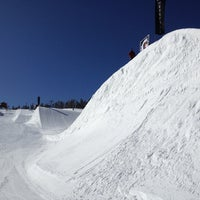 """Photo taken at A51 Terrain Park by Shannon """"Shay"""" J. on 3/5/2013"""