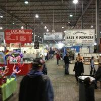 Photo taken at Pickering Flea Market by Steve J. on 3/3/2013