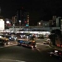 Photo taken at 横浜駅西口 バスターミナル by SOTETSU on 10/21/2013