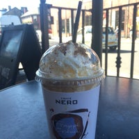 Photo taken at Caffè Nero by Hannah W. on 4/20/2016