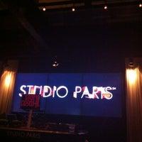 Photo taken at Studio Paris Nightclub by Contessa G. on 4/4/2013