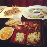 Photo taken at Sushi-O by Andrew P. on 11/8/2012