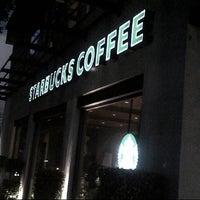 Photo taken at Starbucks by Jorge C. on 10/11/2012