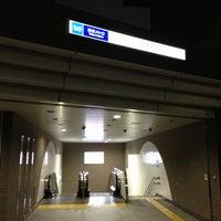 Photo taken at Kita-sando Station (F14) by JJ on 5/6/2013