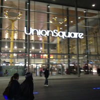 Photo taken at Union Square by Bruce S. on 11/11/2012