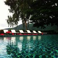 Photo taken at Samanea Resort Khao Yai by Noël N. on 8/8/2013