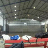 Photo taken at Arena Futsal by Teten N. on 11/17/2013