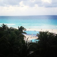 Photo taken at Live Aqua Cancún by Traci on 6/27/2013