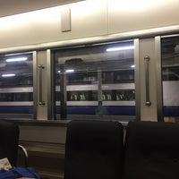 Photo taken at Higashi-Sanjo Station by とうじょー ⊿. on 10/15/2016
