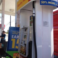 Photo taken at Shell by Cory R. on 9/19/2012