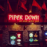 Photo taken at Piper Down by Beau G. on 9/29/2013
