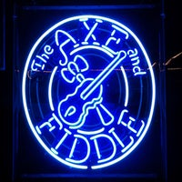 Photo taken at The Axe and Fiddle by Beau G. on 10/31/2015