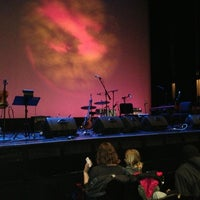 Photo taken at Fitzgerald Theater by Ginny H. on 3/24/2013