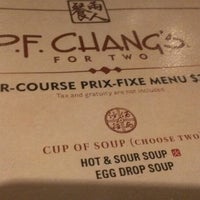 Photo taken at P.F. Chang's by Sagar on 7/27/2013