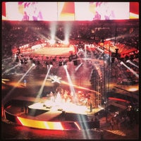 Photo taken at NRG Stadium by Stephanie T. on 2/26/2013