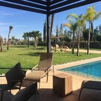 Photo taken at Golf Al Maaden by Cassandra C. on 1/13/2016