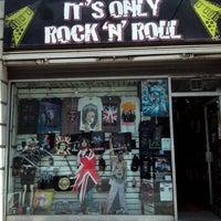 Photo taken at It's Only Rock 'N' Roll by Dmitry S. on 7/14/2013