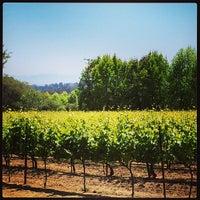 Photo taken at Nicholson Vineyards by Seb F. on 5/10/2014