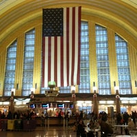 Photo taken at Cincinnati Museum Center at Union Terminal by Don W. on 12/8/2012