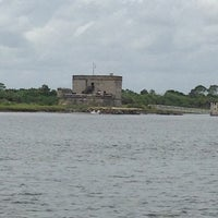 Photo taken at Fort Matanzas National Monument by Gregory L. on 7/20/2013