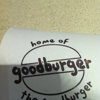 Photo taken at goodburger by Chris T. on 12/8/2012